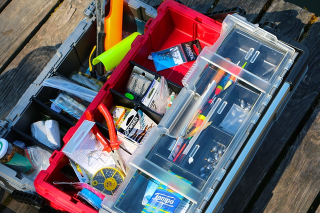 plastový kontejner