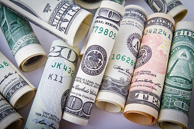 bankovky usd
