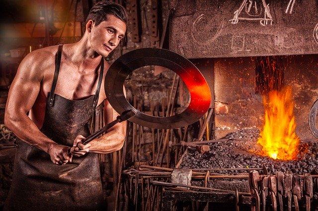 řemeslo – kovář
